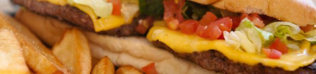 Burger & Sandwich Menu for Casa Blanca Mexican Restaurant in Andover, MA