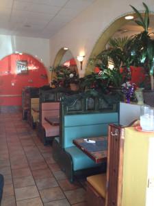 Mexican Decorations, Casa Blanca Mexican Restaurant, MA
