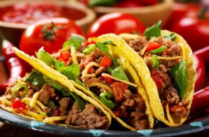 The History Tacos, Casa Blanca Mexican Restaurant, MA